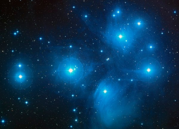 Blog 68: The Pleiades' 3,000 sisters